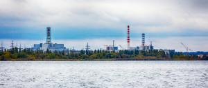 Курская атомная станция. Палитра Руси